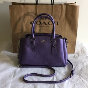 Coach Sage satchel bag NWOT